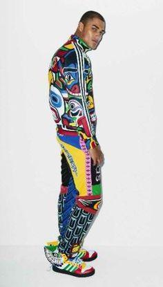 177e363a9e2e Jeremy Scott Launches Totem Pole Inspired Collection for Adidas Originals