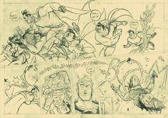 Página Las tripas de El Héroe - 03