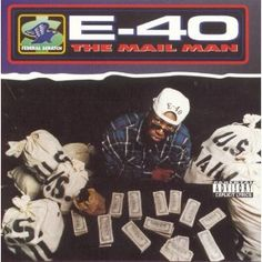 E-40 THE MAIL MAN COVER