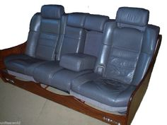 The best car seats to make a sofa, TG style. - PistonHeads