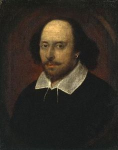 William Shakespeare attributed to John Taylor, c.1610. NPG.