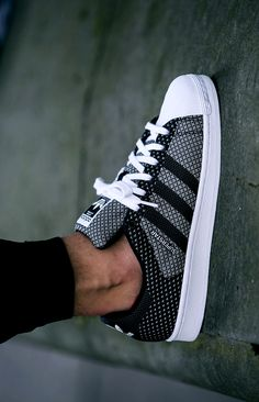 UNSTABLE FRAGMENTS — ADIDAS SUPERSTAR WEAVE (via Kicks-daily.com)