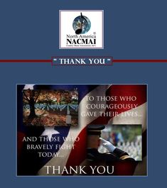 NACMAI, Wishing you and yours a safe and happy Memorial Day weekend   North American Country Music Associations International