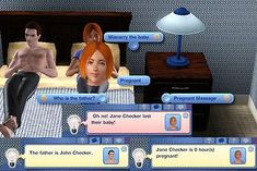 Mod The Sims - Pregnancy Check