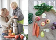 time to cleanse! juicing recipes.