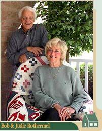 Meet Designer Judie Rothermel | Antique Reproduction Fabric