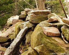 Dry Stone Wall Landscape Photo Fine Art Wall by AdornmentsByEloise