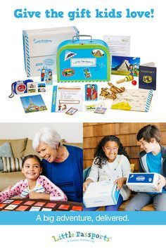 Give them the world with this award-winning subscription for kids! Shop our gift guide to find the perfect holiday gift for kids of all ages!