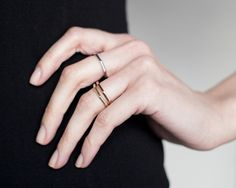 The Octagon stacking rings are behind Door 16 - in yellow, white and rose gold! Custom Wedding Rings, Calendar 2014, Advent Calendar, Stacking Rings, Silver Rings, Rose Gold, Jewels, Engagement Rings, Yellow