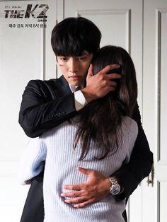 [The Korean Drama The K2 Korean Drama, Korean Drama Movies, Korean Dramas, O Drama, Drama Film, Drama Fever, Korean Couple, Best Couple, Korean Celebrities