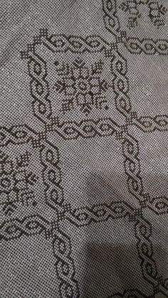 Mini Cross Stitch, Cross Stitch Borders, Cross Stitching, Cross Stitch Embroidery, Cross Stitch Patterns, Hand Embroidery Design Patterns, Lace Patterns, Beginning Embroidery, Crochet Circles