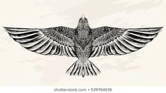 Line art vector illustration - DIY tattoo images diy tattoo images - diy best tattoo images - Sketch of the bird for tattoo. Line art vector illustration DIY tattoo images - Tattoo Line Art, Tattoo Sketch Art, Illustration Tattoo, Tattoo Design Drawings, Bird Drawings, Tattoo Designs Men, Art Illustrations, Vogel Illustration, Line Tattoos