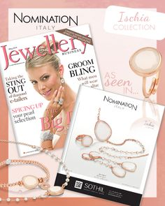 @SOTHILinc: #nominatiointaly #ischia collection as seen in @jewellerybizmag #fashion #silverjewelry #madeinitaly…