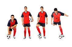Team football kits