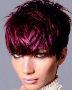 Balayage Kurzhaarfrisuren & Kurzhaarschnitte & Balayage Haarfarben 2018 (24) - Frisuren Fur Frauen