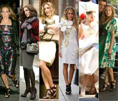 Carrie Bradshaw single-handedly inspired a generation of women with her unapologetic and optimistic sense of style.