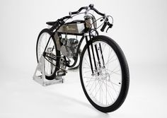 The Sportsman Flyer is a modern take on the classic boardtracker motorcycle genre, the Flyers are beautifully designed from front to back and powered by...
