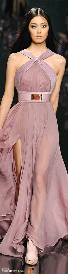 Paris Fashion Week Elie Saab Fall/Winter 2014