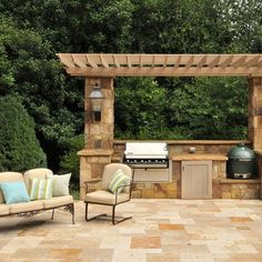 Outdoor Grill Design Ideas 25 best ideas about outdoor kitchen design on pinterest backyard kitchen outdoor kitchen bars and outdoor island Outdoor Grill Design Ideas Pictures Remodel And Decor Page 9