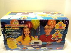 I had one of these...Chuck E Cheese Pizza Factory