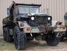Military Dump Truck