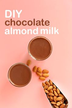 Chocolate Almond Milk | Minimalist Baker Recipes