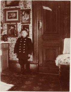 Tsarevich Alexei Nikolaevich em 1908.