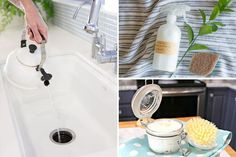 13 All-Natural Ways to Make Your Kitchen Cleaner Than It's Ever Been   eHow