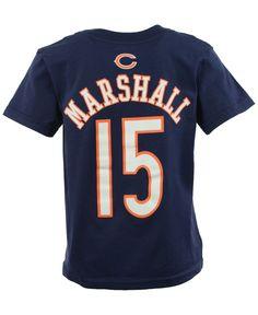 Outerstuff Little Boys' Brandon Marshall Chicago Bears Mainliner Player T-Shirt