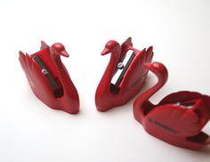 swan pencil sharpener by stabilo
