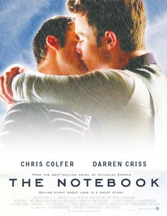 remember when Kurt said their ending would be just like the notebook? :)