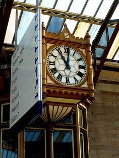 Perth Train Station, Perth, Scotland Copyright: Dale Rys