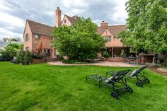 Have you ever seen a backyard like this in Country Club Historic? Unheard of! 401 Race Street, contact Trish Bragg or Maggie Armstrong for details.