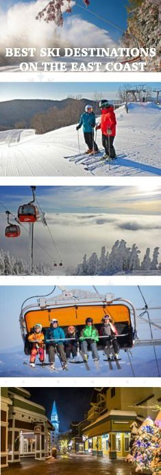 Top East Coast Ski and snowboard destinations for families. Ski Vacation, Vacation Memories, European Vacation, Vacation Spots, Vacation Ideas, Travel With Kids, Family Travel, Travel Guide, Travel Ideas
