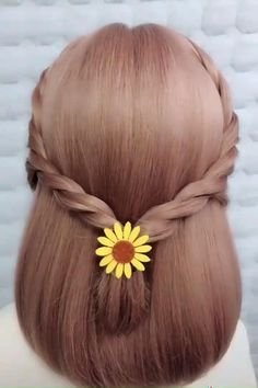 Elegant Hairstyles, Diy Hairstyles, Anime Hairstyles, Hairstyles Videos, School Hairstyles, Office Hairstyles, Model Hairstyles, Casual Hairstyles, Beautiful Hairstyles