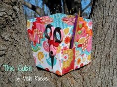 Quilter's Best Friend Supplies Cube | FaveQuilts.com