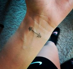 9 Health-Inspired Tattoos We Love