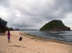 Pantai Goa Cina - Malang Selatan
