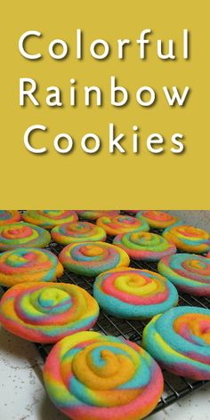 Colorful Cookies. I will make some for my class for valentines day. But they will be pink, purple and blue. It gonna be so fun!