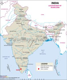 River Map of Bihar  India Maps  Pinterest  Rivers and India
