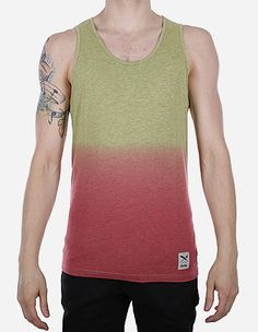 iriedaily - Graefe Tank Top sunset