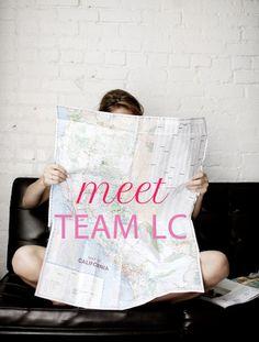 meet the lovely ladies behind laurenconrad.com