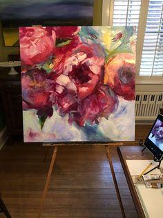 820 idees de art peinture fleur en 2021