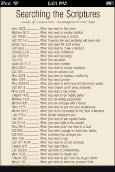 Emergency bible numb