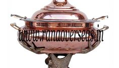Chafing Dishes, Copper, Internet, Blog, Blogging, Brass