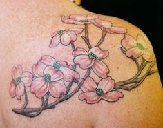 Dogwood+anchor=my future tattoo