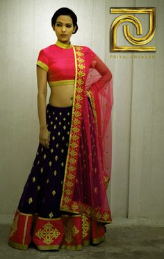 #LEHENGA STYLES & BODY SHAPES DECODED