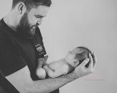 Newborn - Daddy's little princess