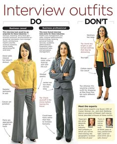 what to wear for cna interview