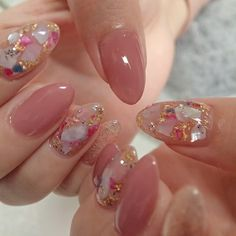 nailss # some nails decorated Wedding Favors Featuring Lily Pads Brides a Disney Acrylic Nails, Summer Acrylic Nails, Best Acrylic Nails, Cute Acrylic Nails, Acrylic Nail Designs, Cute Nails, Nail Art Designs, Summer Nails, Korean Nail Art